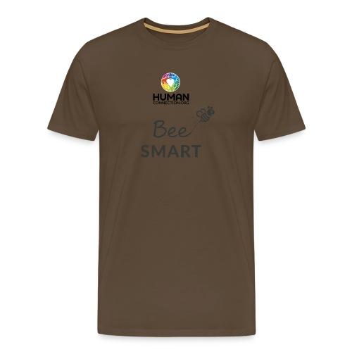 bee smart - Männer Premium T-Shirt