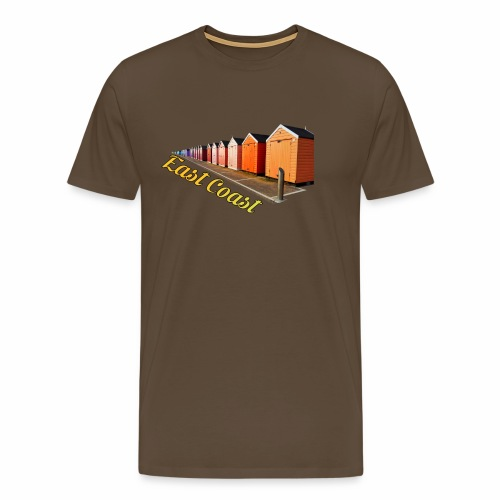 East coast - Männer Premium T-Shirt