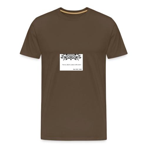 Ancient Greek Philosophers - Men's Premium T-Shirt