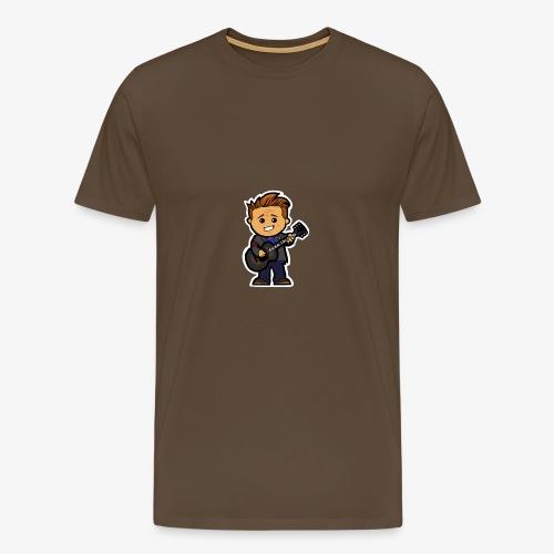guitaring - Men's Premium T-Shirt