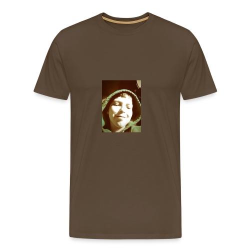 foto van mij op je shirt - Mannen Premium T-shirt