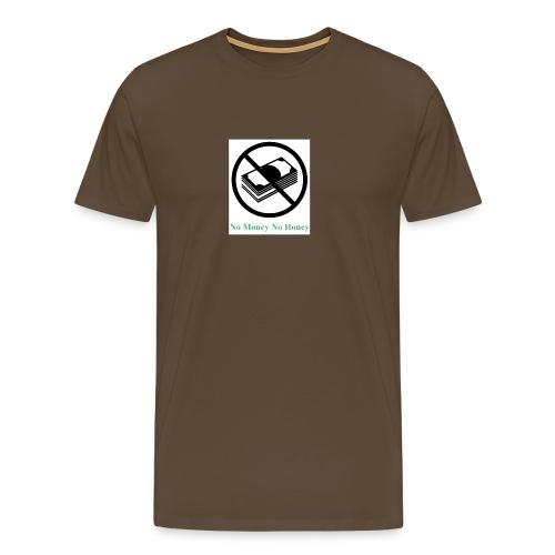 No Money - Männer Premium T-Shirt