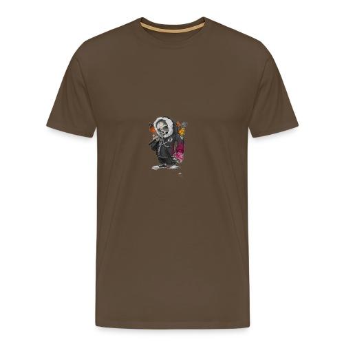Halloween Merch - Premium-T-shirt herr