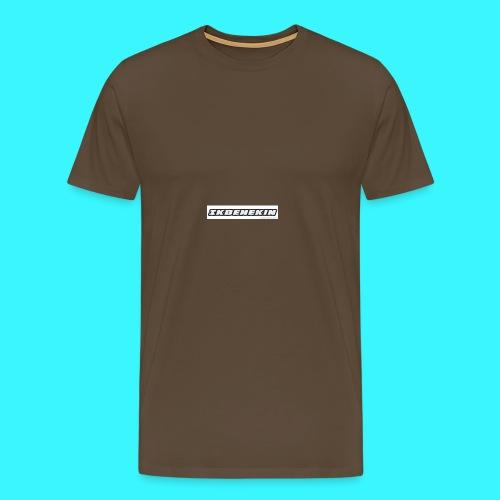 Pet - Mannen Premium T-shirt