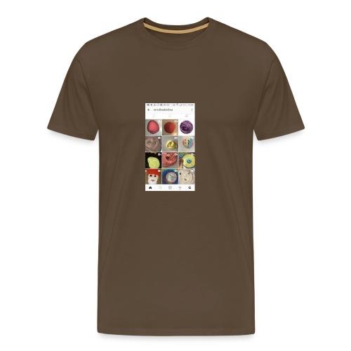 Slime Pullover - Männer Premium T-Shirt