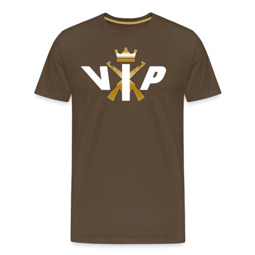 V.I.P White - Männer Premium T-Shirt