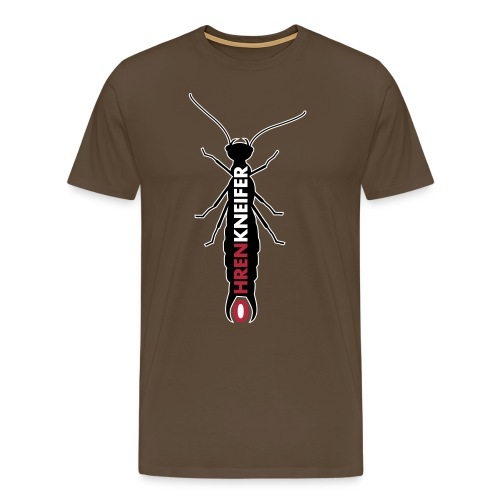 OHRENKNEIFER_Logo_03 - Männer Premium T-Shirt
