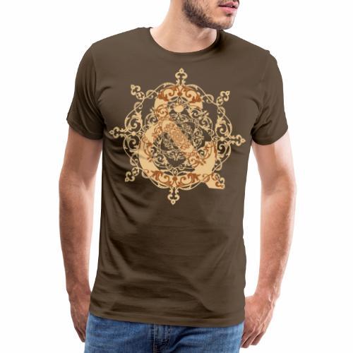 Escudo natural & ... - Camiseta premium hombre