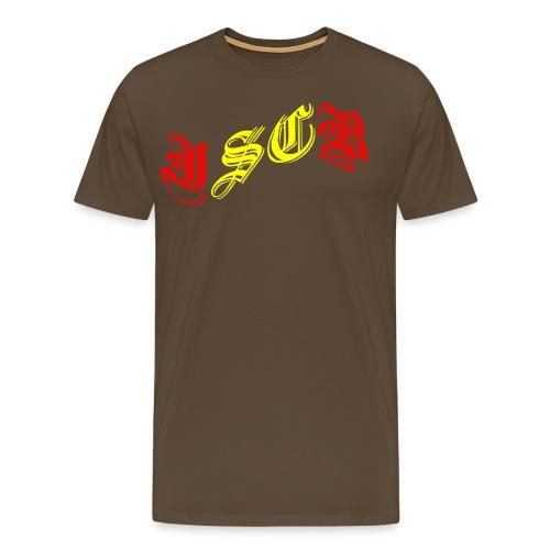 ESPAÑA-ISCB - Camiseta premium hombre