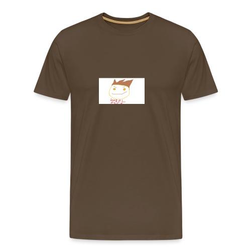 KAROL0250 MERCH - Männer Premium T-Shirt