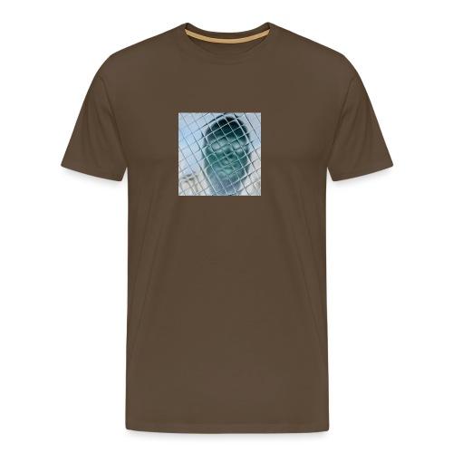 oma logo - Miesten premium t-paita