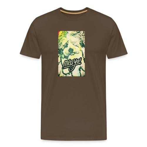 Musste, süsser Hund - Männer Premium T-Shirt