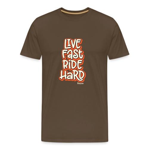 Asset 13 - Premium-T-shirt herr