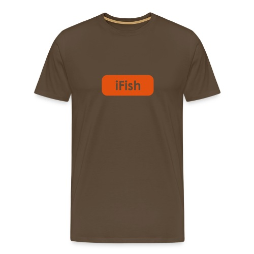 iFish - Men's Premium T-Shirt