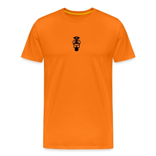 tri - Premium-T-shirt herr