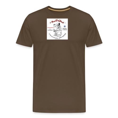 sticker bar jpg - T-shirt Premium Homme