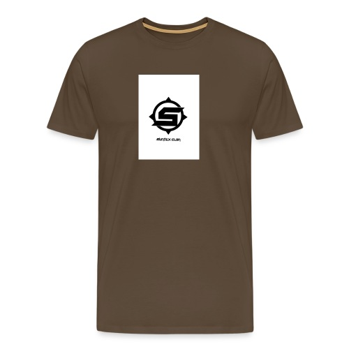 Syntex Clan - Premium-T-shirt herr