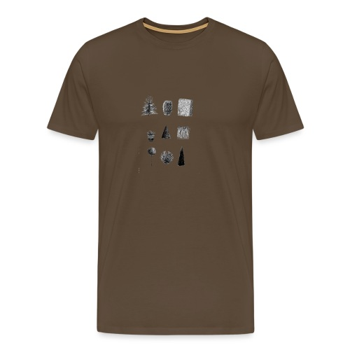 Boume - Männer Premium T-Shirt
