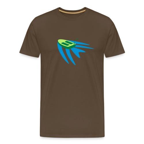 baitboat - Men's Premium T-Shirt