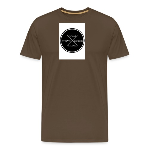 Four City Design - Men's Premium T-Shirt