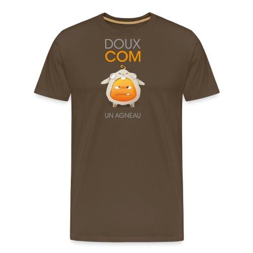 Comquoi doux comme un agneau - T-shirt Premium Homme