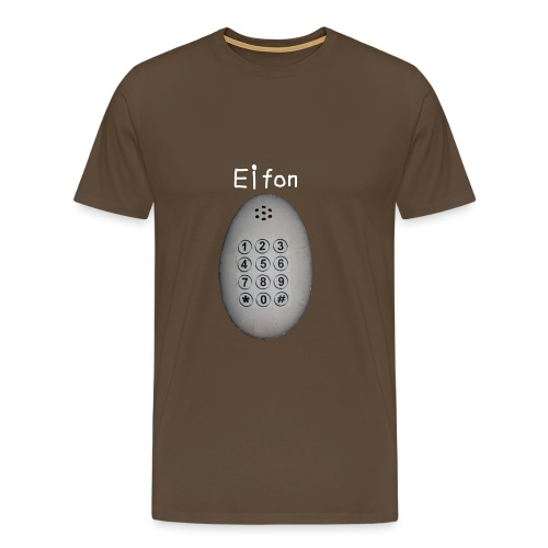 Eifon - Männer Premium T-Shirt
