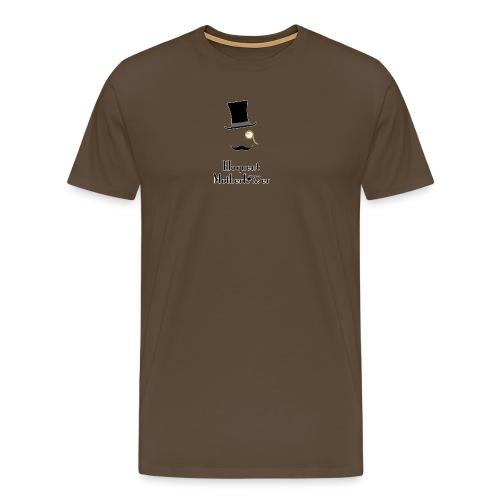 Eloquent Motherf#%?er bordered - Premium-T-shirt herr