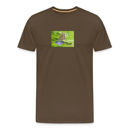 Schmeterling - Männer Premium T-Shirt