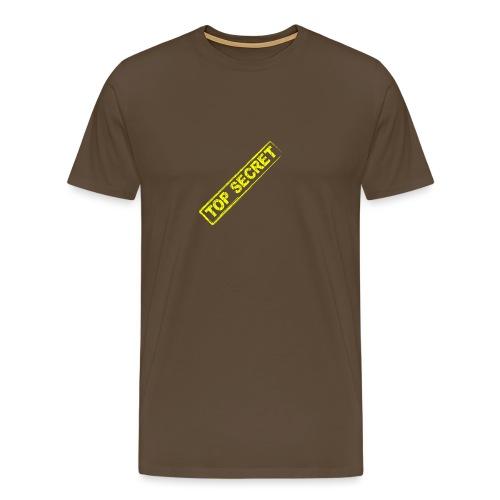 Top Secret - Camiseta premium hombre