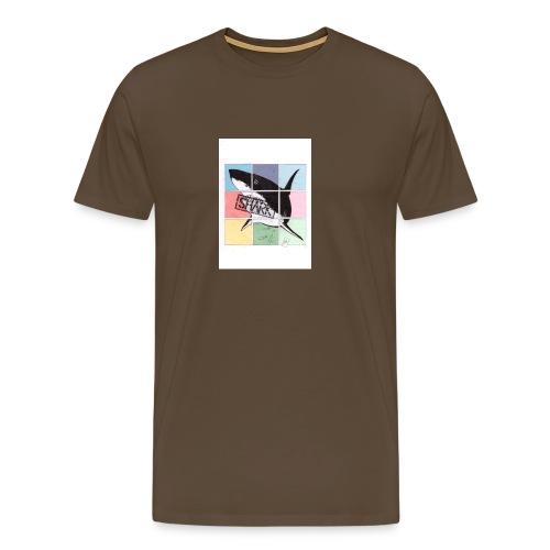 Scan_20161020_092757 - Maglietta Premium da uomo
