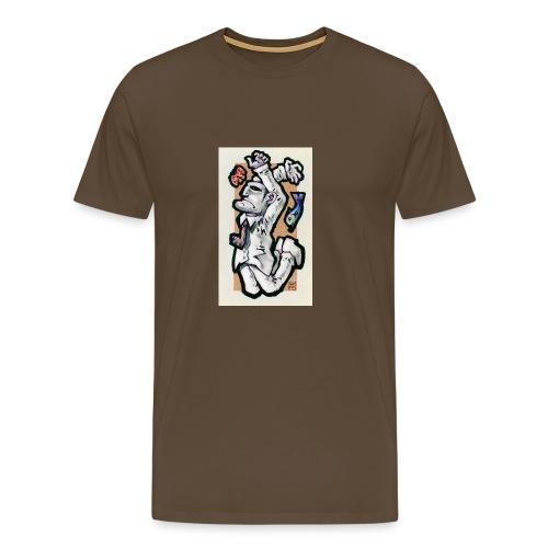 amboLO - Maglietta Premium da uomo