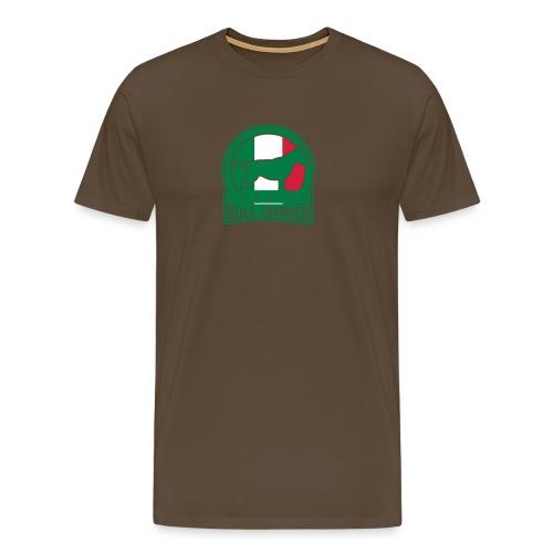 BULL TERRIER Italy ITALIA - Männer Premium T-Shirt