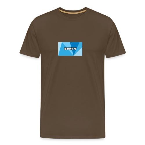 EPKTV PULLOVER - Männer Premium T-Shirt