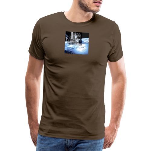 Wenn Richten dann Aufrichten Projektlogo - Männer Premium T-Shirt