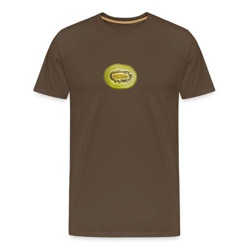 Kiwi Shirt - Männer Premium T-Shirt
