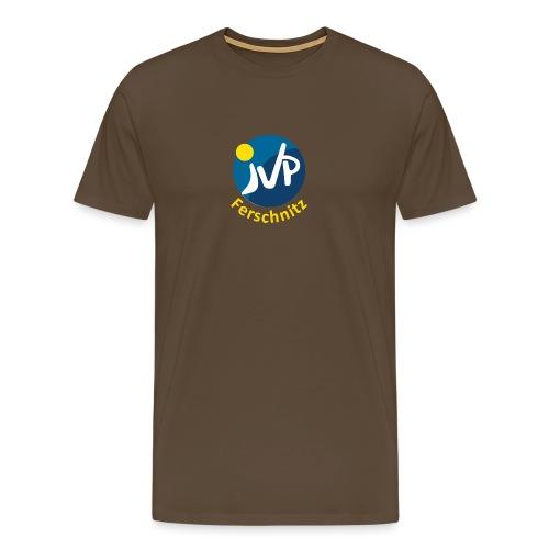 JVP Logo 1 Rund - Männer Premium T-Shirt