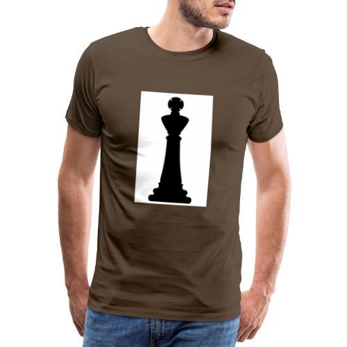 A Fate Hearted Never Wins A Fair Maid - Men's Premium T-Shirt