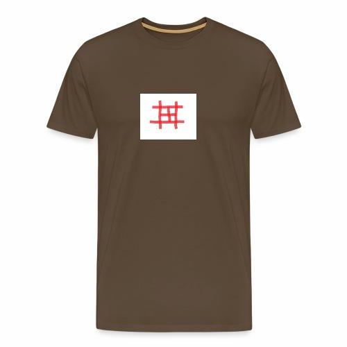 taulu 3 - Miesten premium t-paita