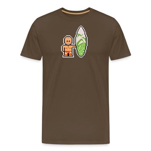 Surfeur - T-shirt Premium Homme