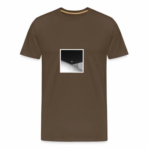 Moon pyramid - T-shirt Premium Homme
