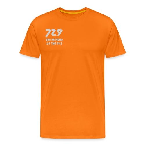 729 grande grigio - Maglietta Premium da uomo