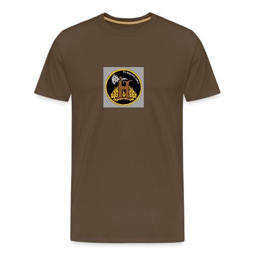 THbutton 32Srgb400 - Miesten premium t-paita