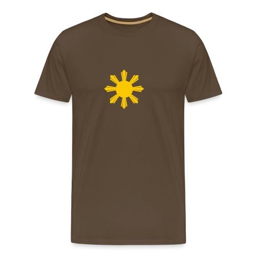 philippine sun hi - Maglietta Premium da uomo