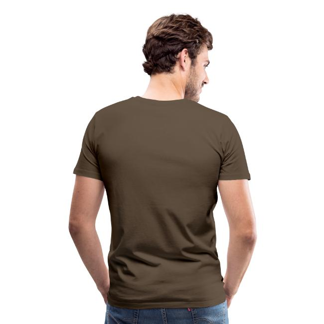 T-shirt personnalisable avec votre texte (lievre)