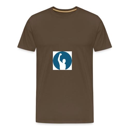 Pitchero Icon - Men's Premium T-Shirt