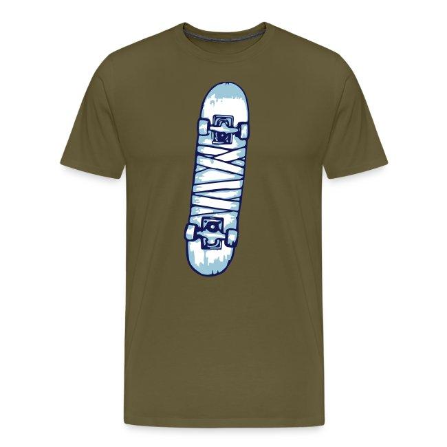 Mummy Skateboard