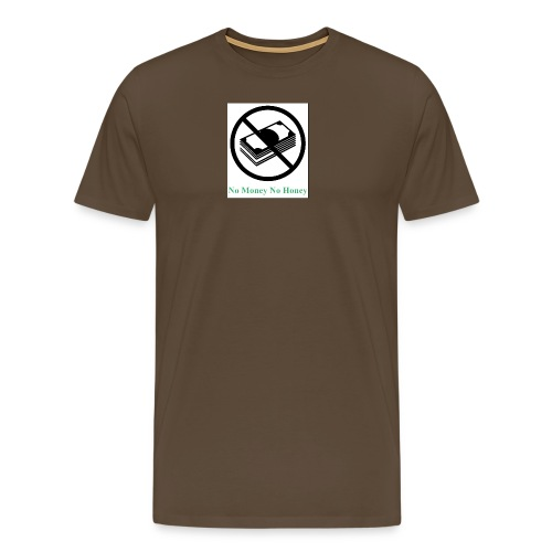 No Money - Männer Premium T-Shirt