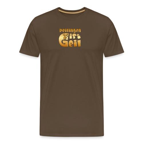 Reilingen ist geil - Männer Premium T-Shirt