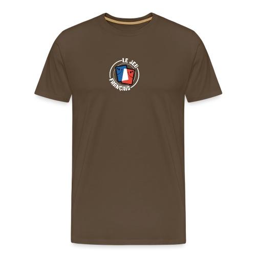 Le Jeu Francais 2 - T-shirt Premium Homme