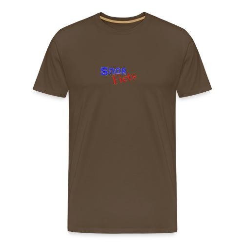 Snorfiets T-Shirt - Mannen Premium T-shirt